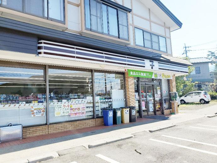 長野県上田市 中古コンテナ12ftNEWVANコンテナ20ftアイボリー設置