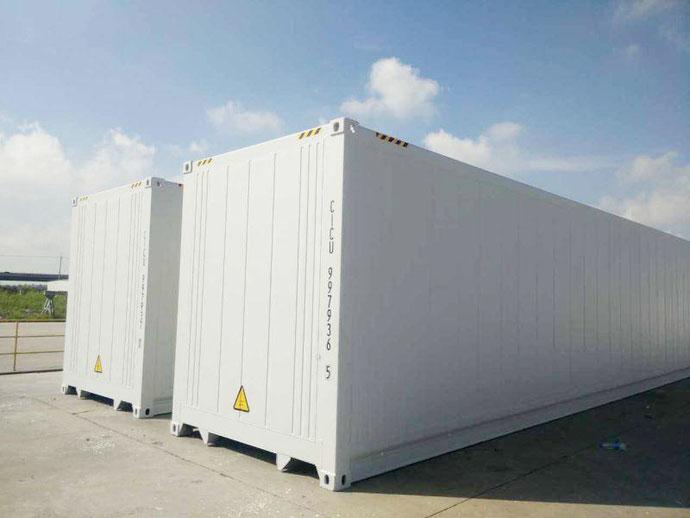 N-11リーファコンテナ40ftハイキューブ冷凍ユニットなし(新造)