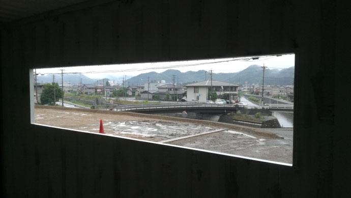 岐阜県山県市 中古コンテナ20ft40ft L字納品