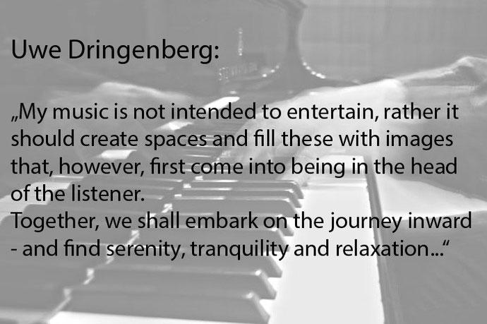 Uwe Dringenberg - Klaviertraum/Pianodream