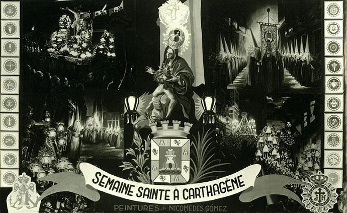 Semaine Sainte à Carthagène
