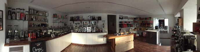 eine Siebträgermaschine kaufen Sie am besten beim Fachhandel in Wetzikon Zürich