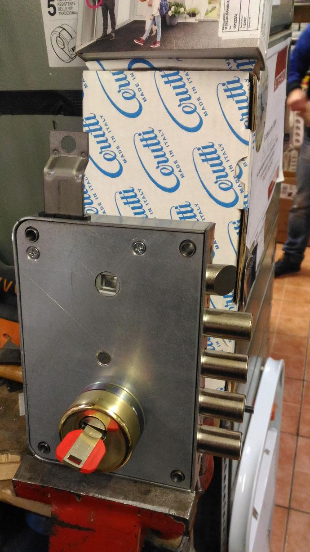 Aggiornamento cerutti blindato ferramenta effepi genova serrature chiavi auto - Effepi porte blindate ...