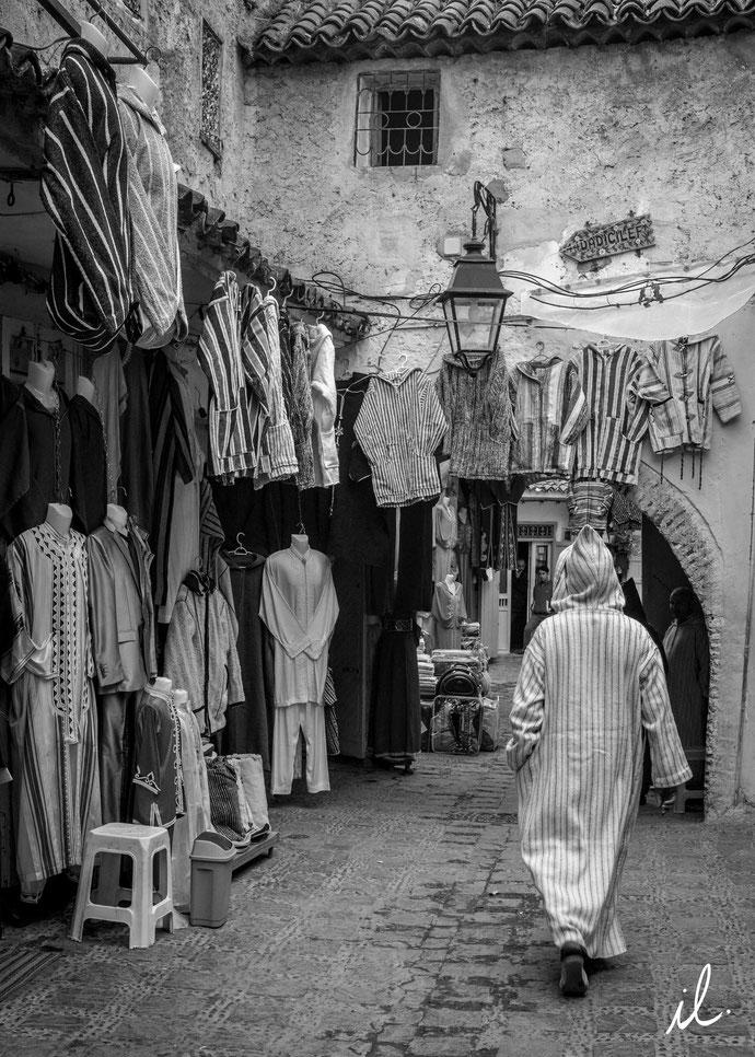 Médina de Chefchaouen, Maroc, Isaure Lambert
