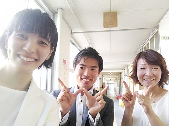 メンバー(澤田・服部・木村)
