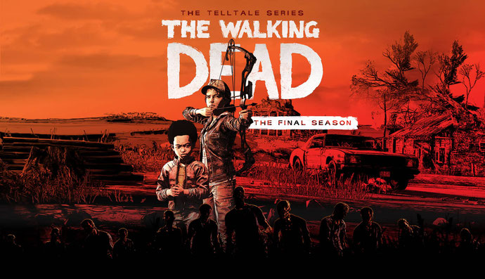 The Walking Dead: The Final Season, The Walking Dead, Telltale, Clem, Clementine, TWD, Skybound Games, Take Us Back