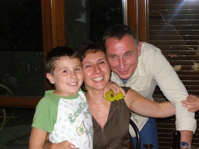 20.09.2010 - Filippo, Barbara e Gianmario