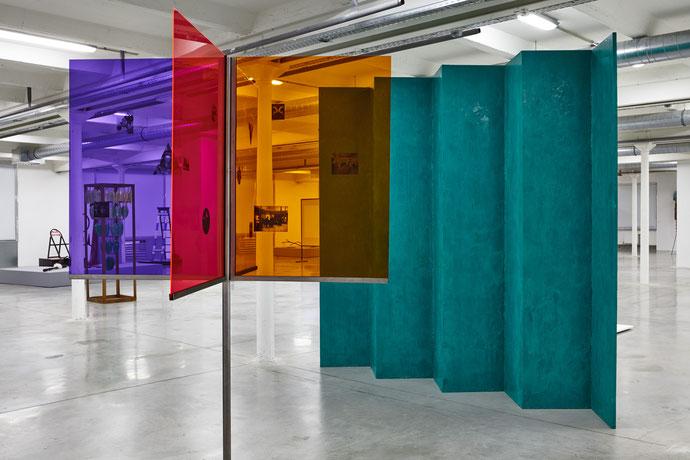 Raoul Reynolds : une rétrospective,  TANK, Friche Belle de Mai © jean christophe Lett