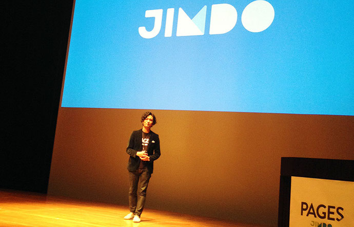 JimdoJapan Country Managerの駒井氏