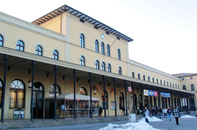 Estación de Augsburg