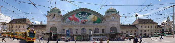 Estación Basel SBB