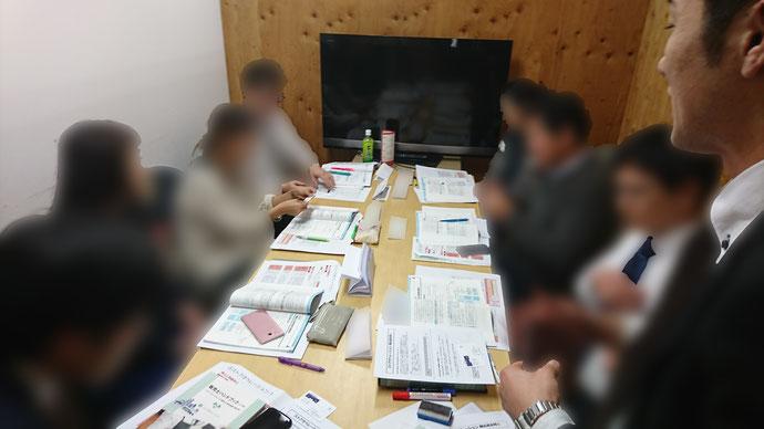 2018年11月~1月 札幌市開催 2級販売士試験・養成講習会の様子