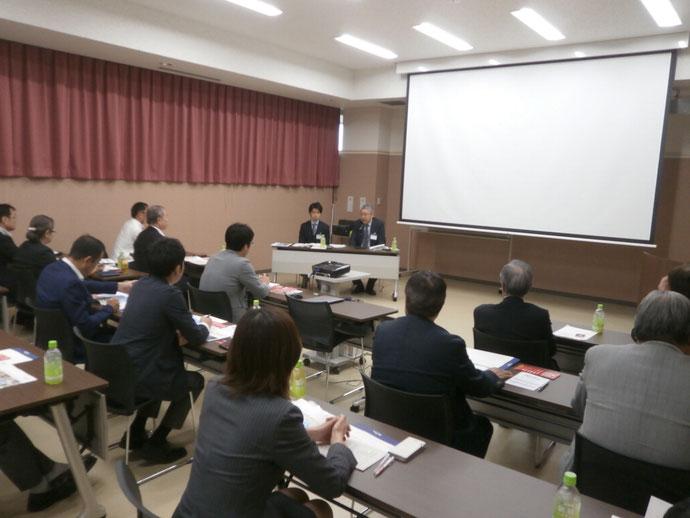 北海道販売士協会 運営懇親会