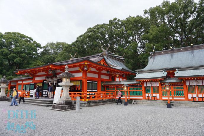 熊野速玉神社は十二殿