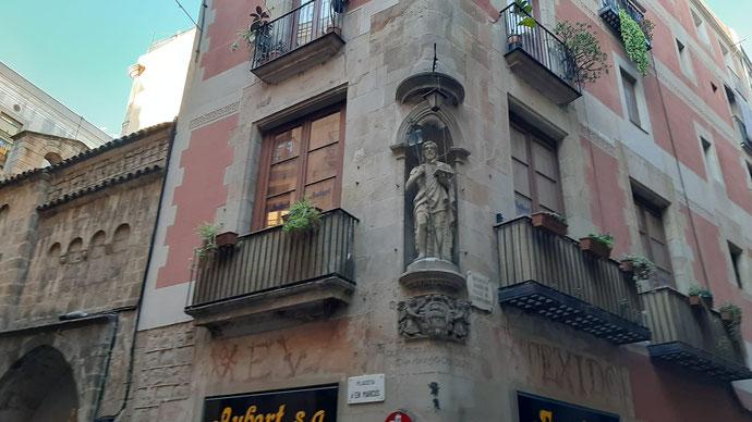 Часовня Маркуса в Барселоне