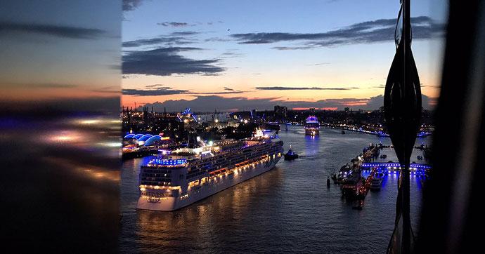 Hamburg Cruise Days 2017 mit Silversea Cruises