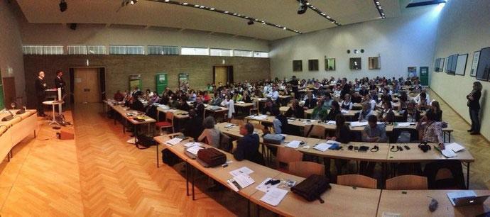 Europäischer Kongress für Landtourismus in Alpbach/Tirol, 6. Oktober 2014