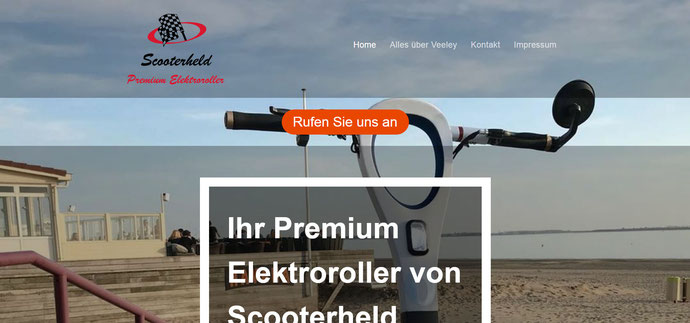 Scooterheld, Premium Elektroroller in Bad Bramstedt