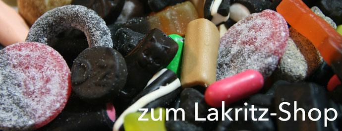 Holländische lakritz shop