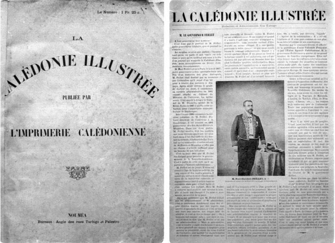 LA CALÉDONIE ILLUSTRÉE (1899)