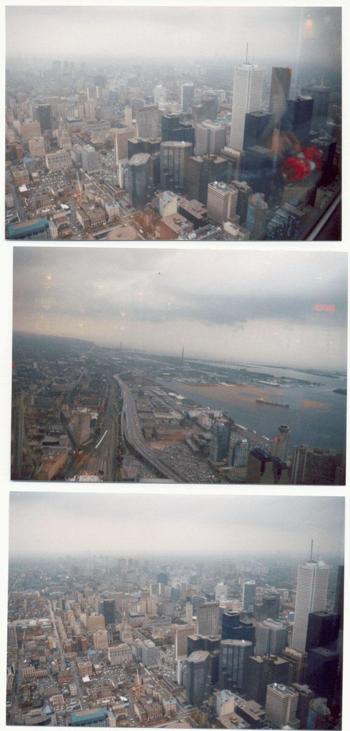 Toronto bei Tag