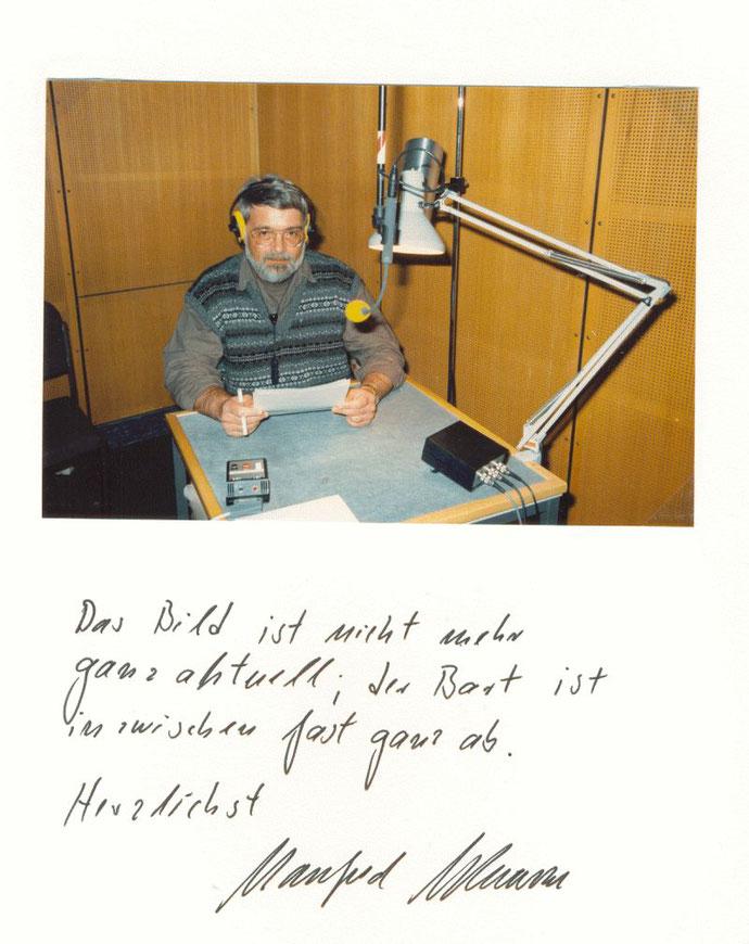 Manfred Schwarzer