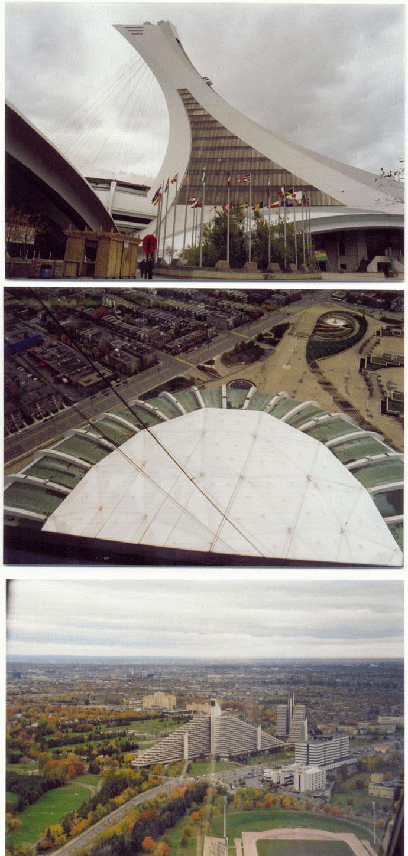 Montreal Olympiastadion und Olympisches Dorf