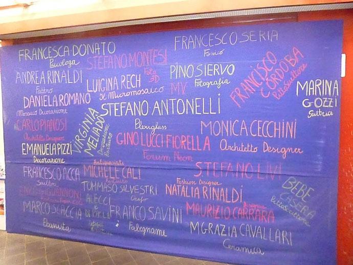 OpenLabMonti: i protagonisti dell'evento raccolti dalla Scriba MV