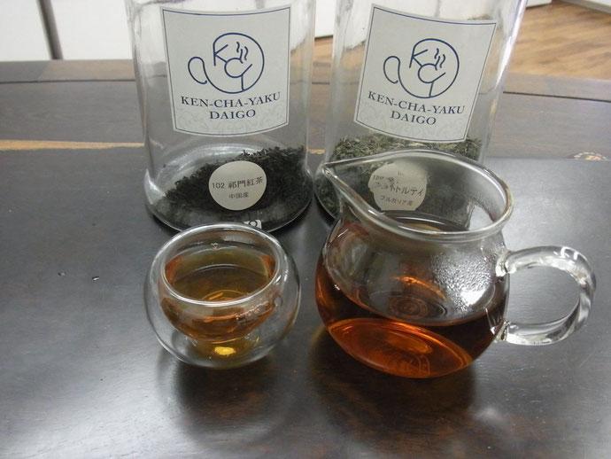 紅茶ネトル