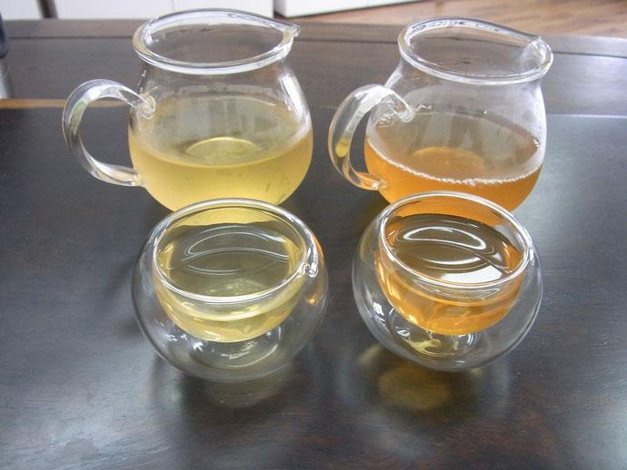 柿の葉茶(カキノハチャ)