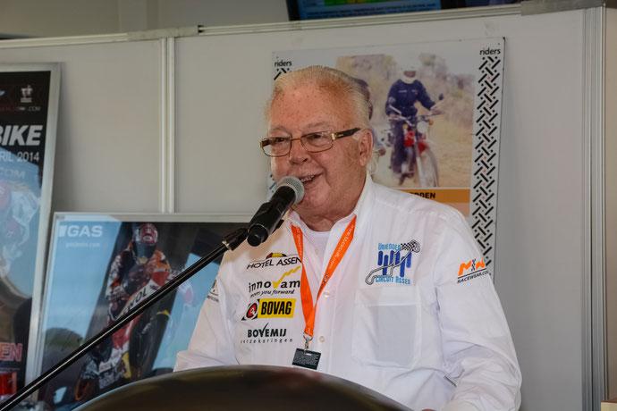 Mr. TT.  Jaap Timmer