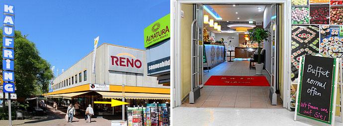 Kaufring - das Einkaufszentrum in Weil am Rhein