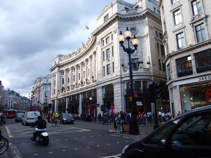 Regent Street - Photo taken by Anthony Zois -  2010