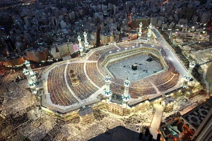 Mecca Presently