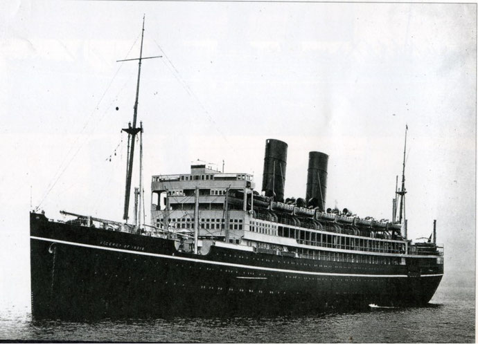 Afbeeldingsresultaat voor SS Viceroy of India