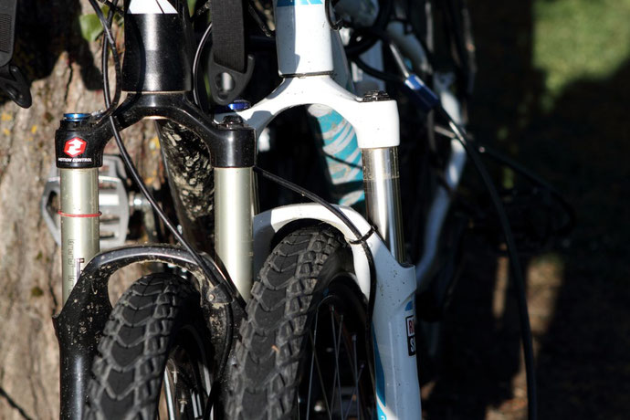 Welche Bereifung ist für eine lange Radreise am besten geeignet?