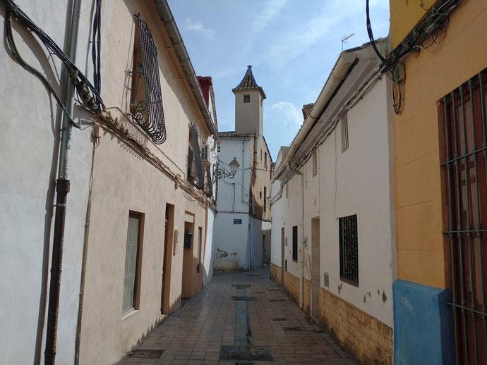El actual distrito de Benimaclet engloba el antiguo pueblo y las zonas recientemente urbanizadas de su alrededor moderno.