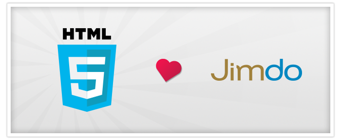 HTML5 Jimdo