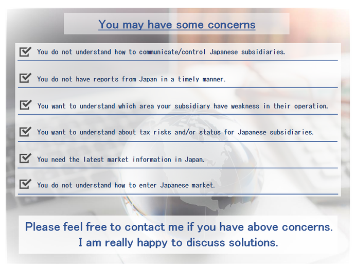 You may have some concerns Please feel free to contact me if you have above concerns. I am really happy to discuss solutions.