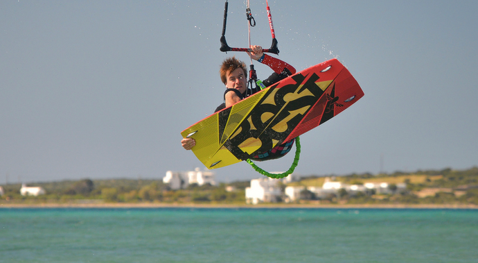 Best Kiteboarding Germany Breeze Leichtwindboard