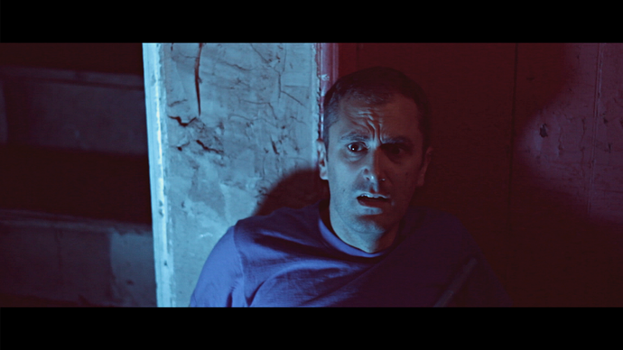Nathan Head as Rick Loomis in Rusty Apper's upcoming Artifacts of Fear