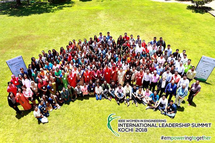IEEE・WIE のリーダーシップ大会(2018 年高知)
