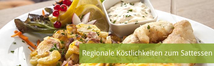 Regionale Köstlichkeiten