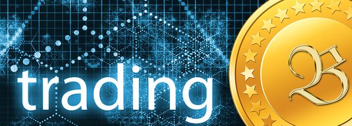 暗号通貨べイジアコイン トレーディング画像