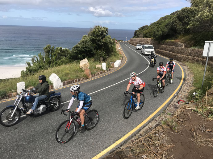 Private Cape Town Tour over Chapaman's Peak Drive