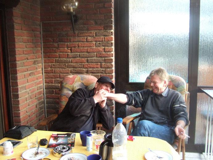 Manfred Noll + Werner Singler