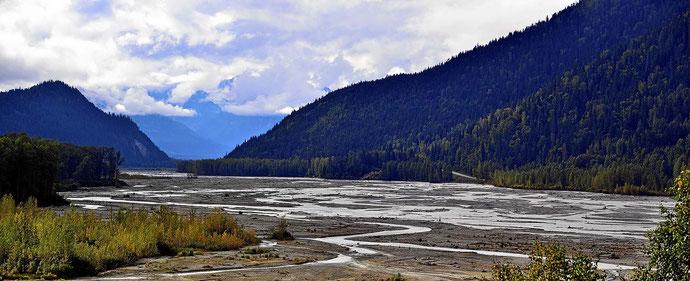 Der Porcupine River.