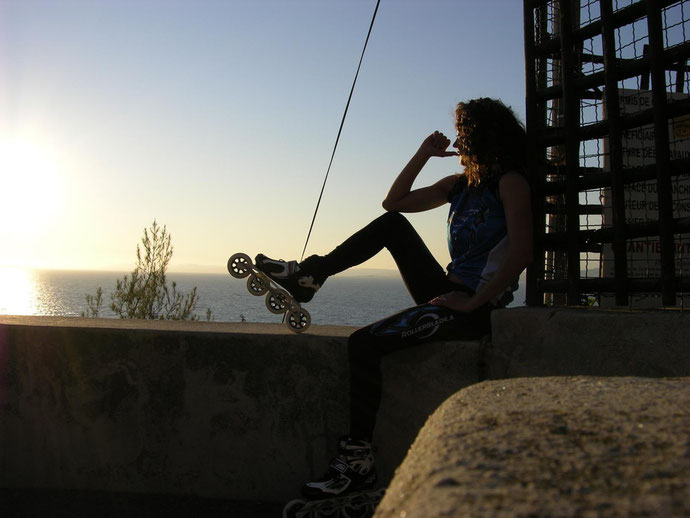 Aurélia Randazzo : le regard, déjà, tourné vers la Corse