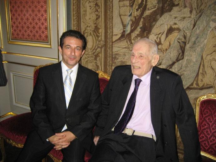 Michel Guidoni et Jean Amadou