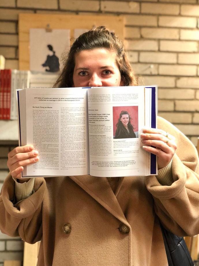 interview Dit is een goede gids voor een duurzame lifestyle - Marieke Eyskoot